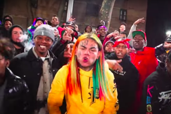 Girl Meets Trap Chris Brown Raps Toe To Toe With Joyner Lucas In