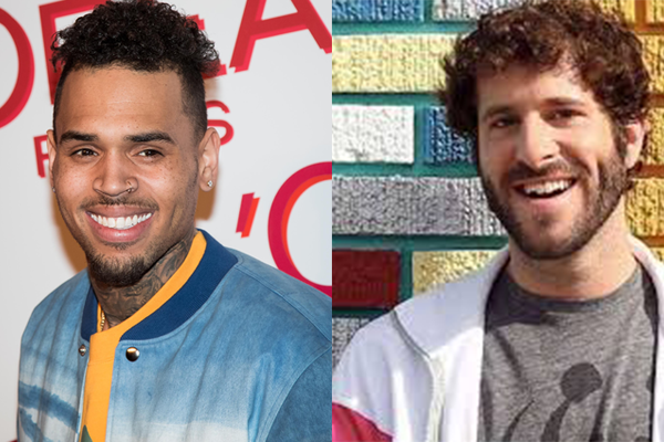 Girl Meets Trap Lil Dicky And Chris Brown Trade Places For